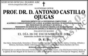 Antonio Castillo Ojugas
