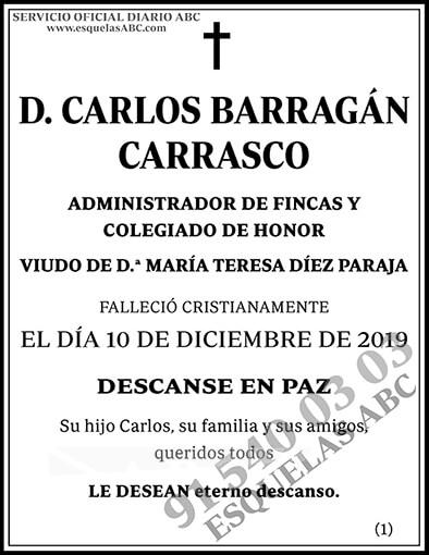 Carlos Barragán Carrasco