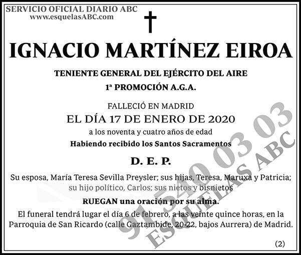 Ignacio Martínez Eiroa