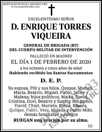 Enrique Torres Viqueira
