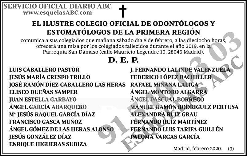 Ilustre Colegio Oficial de Odontólogos y Estomatólogos