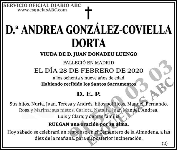 Andrea González-Coviella Dorta